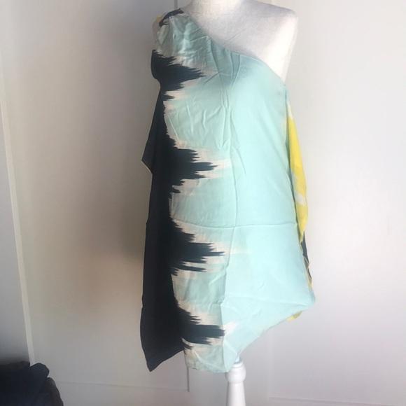 tehya Dresses & Skirts - SOLDOne shoulder Dress